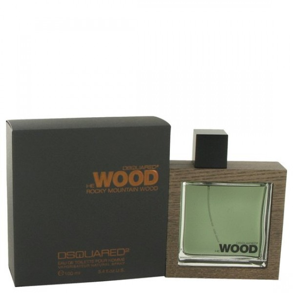Dsquared2 He Wood Rocky Mountain 100 ml EDT