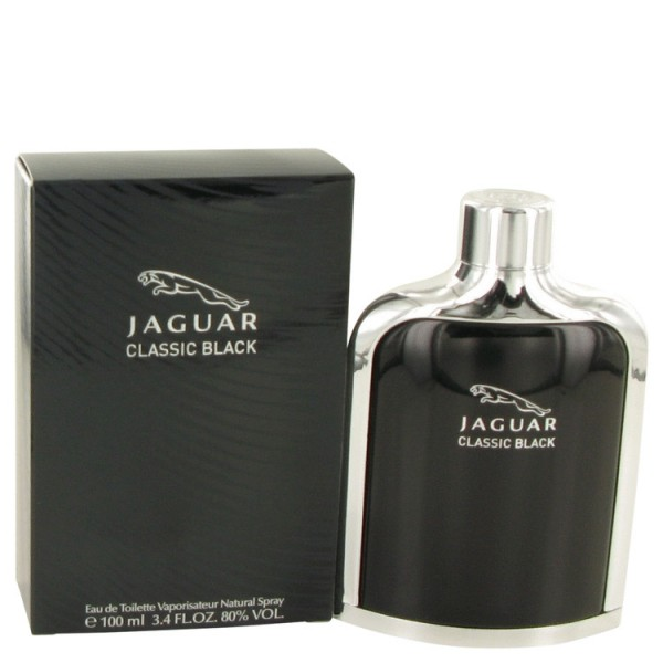 Jaguar Classic Black 100 ml EDT