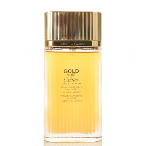 Cartier Must De Cartier Gold 100 ml EDP (Tester)