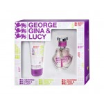 George Gina & Lucy Set Bodylotion en 30 ml EDT