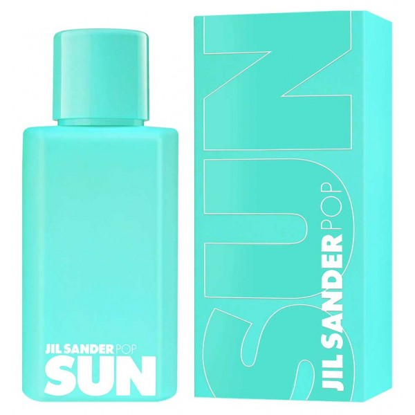 Jil Sander Sun Pop Green Fusion 100 ml EDT